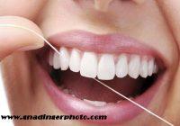 diş ipi kullanımı, diş ipi nasıl kullanılır, diş ipinin kullanım şekli